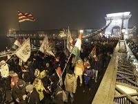 Protesty pokračujú už niekoľko týždňov od 12. decembra.