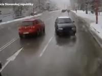 Vodič jazdil po Ružomberku s tromi promile.