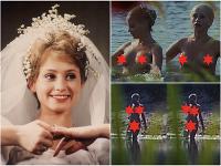 Janu Nagyovú Slovensko pozná najmä vďaka stvárneniu krásnej Arabely v rovnomennom seriáli. Toto sú jej najerotickejšie scény.