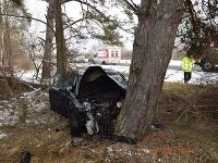 Kuriózna nehoda v okrese Malacky