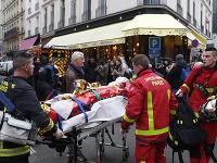 Parížom dnes otriasol mohutný výbuch pekárne. Hlásia ranených aj mŕtvych.
