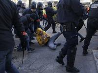 Protesty žltých viest vo Francúzsku
