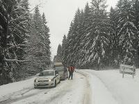 Situácia na severe Slovenska sa nezlepšuje