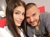 Jasmina Alagič a Patrik Rytmus Vrbovský