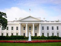 Biely dom vo Washingtone