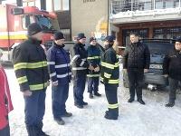 Na severe Slovenska pomáha s odstraňovaním následkov snehovej kalamity vyše 400 dobrovoľných hasičov.