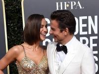 Na tomto stojí šťastný vzťah herca Bradleyho Coopera a modelky Iriny Shayk