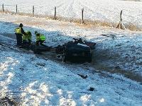 Nehoda na maďarskej diaľnici