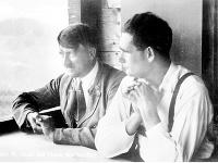 Adolf Hitler a Rudolf Hess