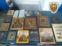 Michalovskí colníci v minulosti odhalili nezákonný dovoz ikon z Ukrajiny.
