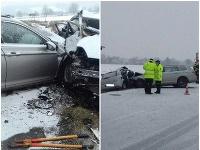 Tragická dopravná nehoda v okrese Ilava.