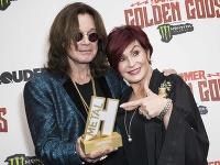 Ozzy Osbourne s manželkou Sharon Osbourne