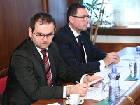 Na snímke predseda Ústavnoprávneho výboru NR SR Róbert Madej