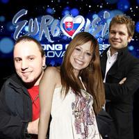 Dominika Mirgová, Robo Mikla a Tomáš Bezdeda.