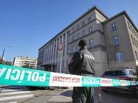 V Bratislave evakuovali Najvyšší súd SR, Justičný palác a ministerstvo spravdlivosti.