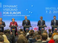 Summit V4 v Bratislave
