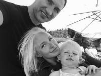Rodinná idylka Hayden Panettiere a Wladimira Klitschka je už minulosťou.