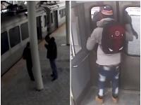 Mužovi ušiel vlak aj s dieťaťom.