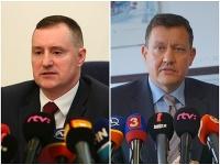 Peter Šufliarsky a Daniel Lipšic