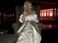 Moderátorka Lucia Barmošová zahviezdila v týchto plesových šatách