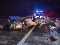 Hrozivé zábery z nehody v Ružomberku