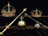Podozrivý muž sa priznal ku krádeži kráľovských klenotov