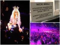 Na koncert Nicki Minaj čakalo množstvo fanúšikov. Po štyroch hodinách speváčka oznámila, že sa šou ruší.
