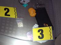 Policajti vykonali počas víkendovej protidrogovej akcie v okrese Dolný Kubín viaceré prehliadky