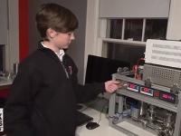 Jackson so svojím reaktorom