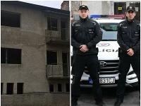Fiľakovskí policajti.