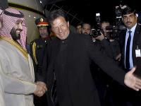 Pakistanský premiér Imrán Chán
