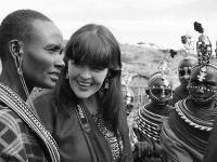 Danica Olexová milovala Afriku.