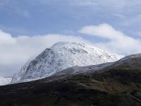 Najvyššia hora Británie Ben Nevis