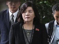 Námestníčka ministra zahraničných vecí KĽDR Čche Son-hui