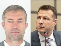 Ľuboš Kosík a Gábor Gál