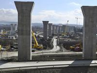 D1 Obchvat Prešova vo výstavbe
