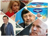 Slovensko sa na účet kandidátov naozaj zabávalo