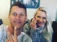 Valér Ferko s manželkou