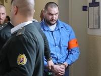 Obžalovaný Juraj Hossu