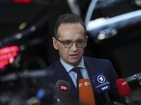 Šéf nemeckej diplomacie Heiko Maas.