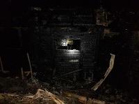 Požiar rekreačnej chaty v obci Habura pri Medzilaborciach