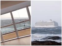 Ľudí z výletnej lode Viking Sky museli evakuovať.