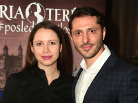 Braňo Deák s manželkou Ladislavou