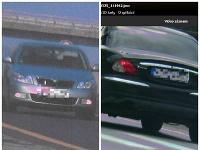 Polícia potrestala vodičov, ktorí prekročili maximálnu dovolenú rýchlosť.