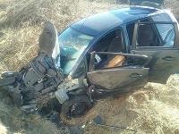 Vážna dopravná nehoda v obci Pôtor, okres Veľký Krtíš