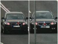 Bratislavskí diaľniční policajti pokutovali za vysokú rýchlosť.