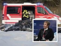 Pri havárii lietadla zomreli traja ľudia, aj Natalia Fiľovová.