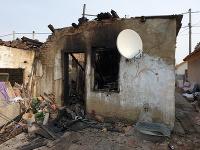 Požiar rodinného domu v Palárikove.