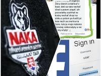 Príspevok na sociálnej sieti rieši NAKA.