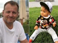 Boris Kollár a jeho syn Christian Alexander Kollár
